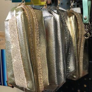 Handbags - Bling Cosmetic/Travel Bags